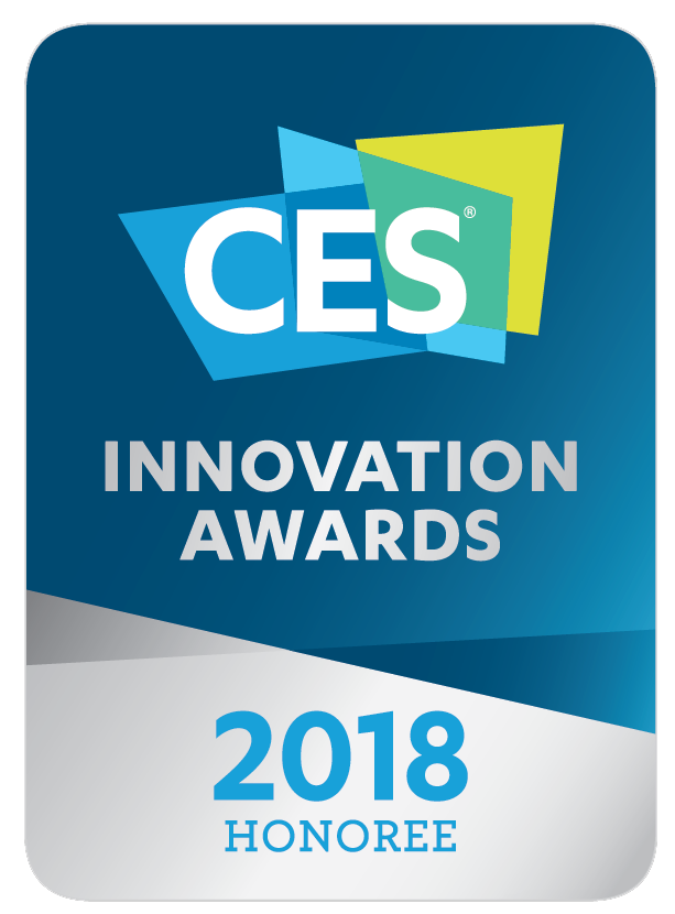 CES 2018 Innovation Honoree
