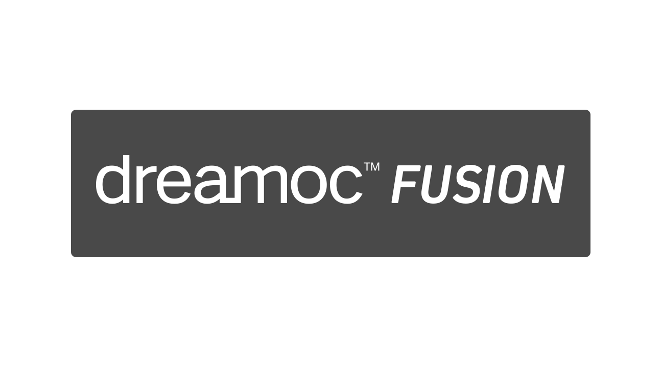 Support for Dreamoc Fusion