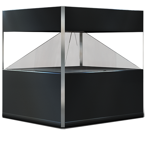 The grand XXL3 3D Holographic Display