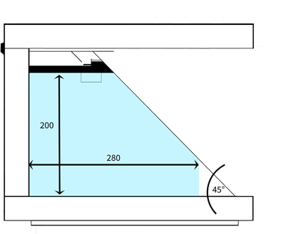 Dreamoc Technical Drawing
