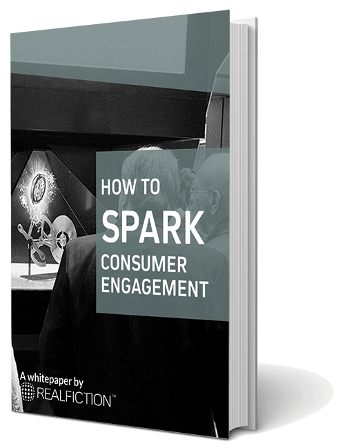How to spark consumer engagement Realfiction POS