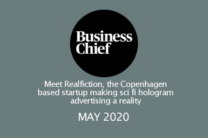 Meet Realfiction in Business Chef