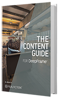 a guide to creating content for the deepframe mixed reality displays by realfiction