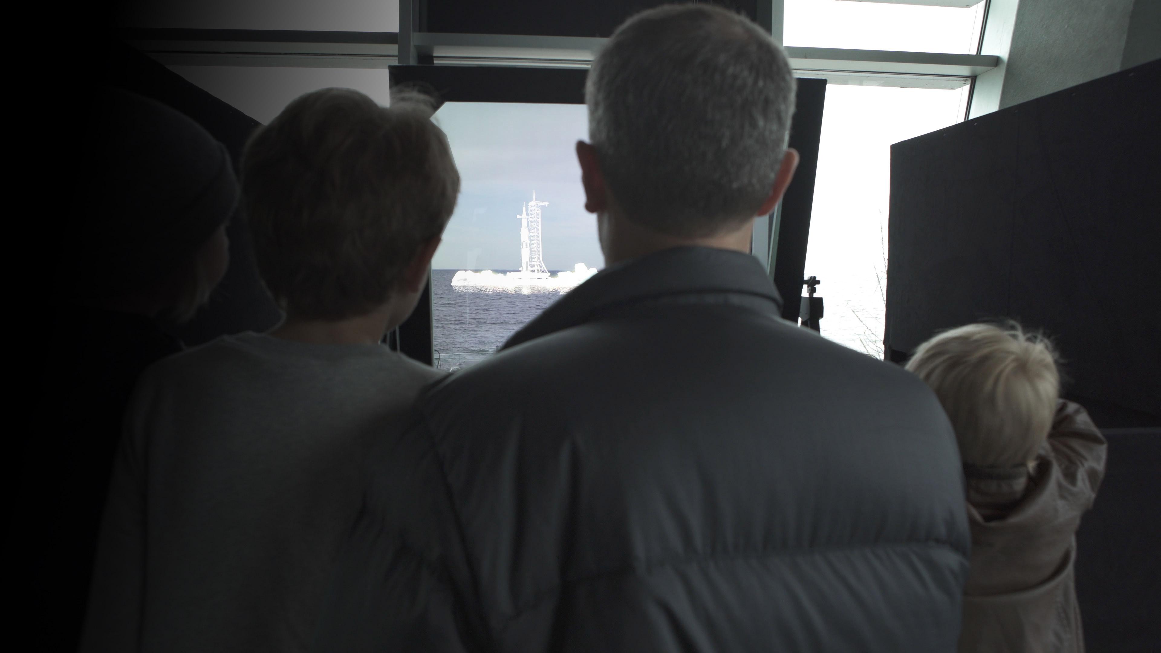 DeepFrame Rocket launch