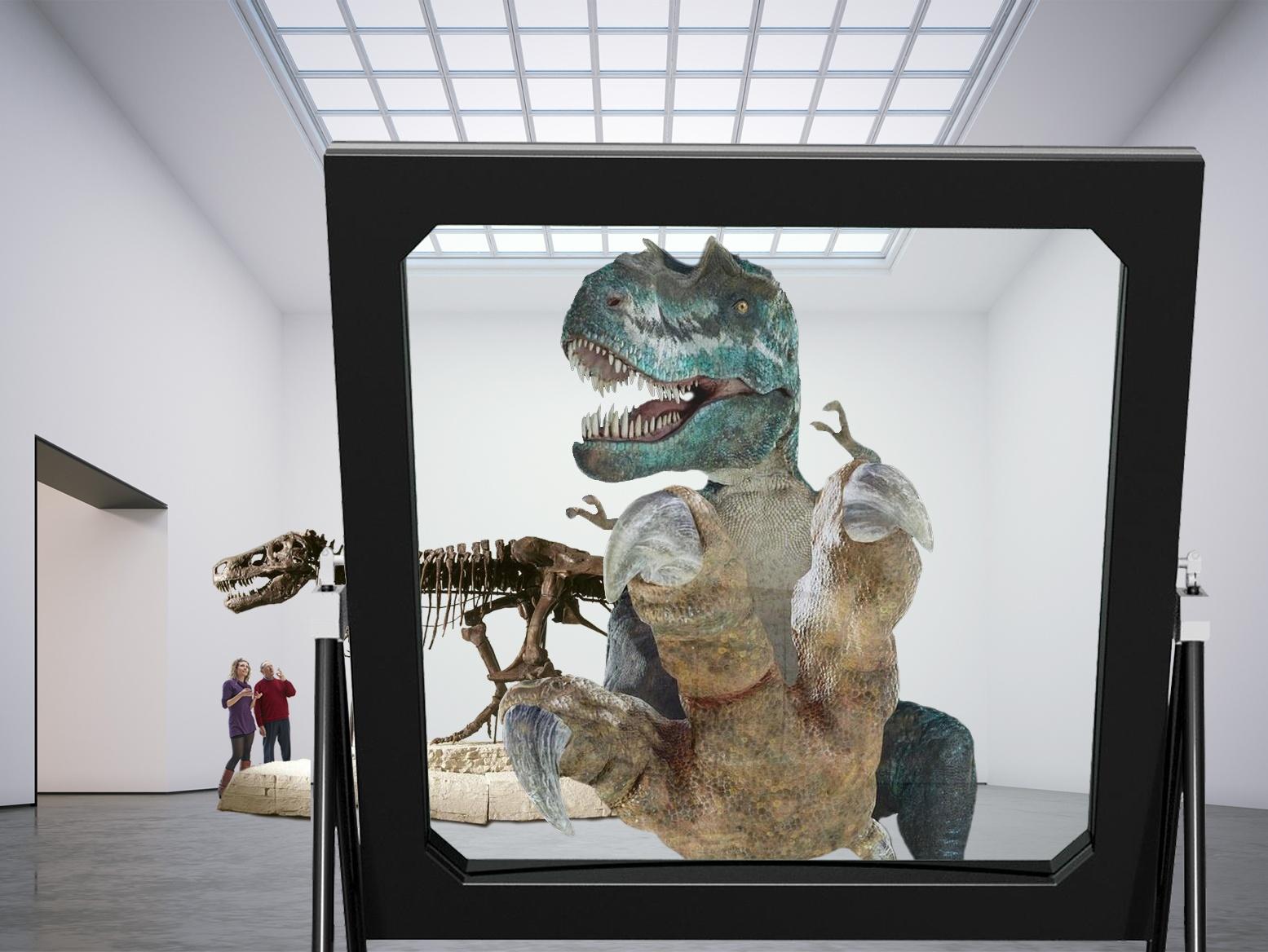 Deepframe Dino