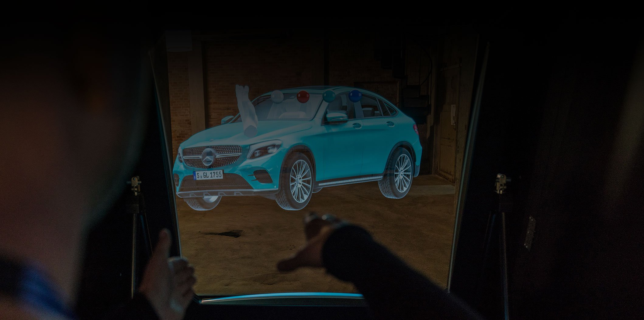 DeepFrame Mercedes