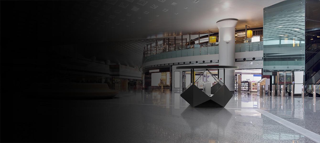 Dreamoc Diamond Airport environment