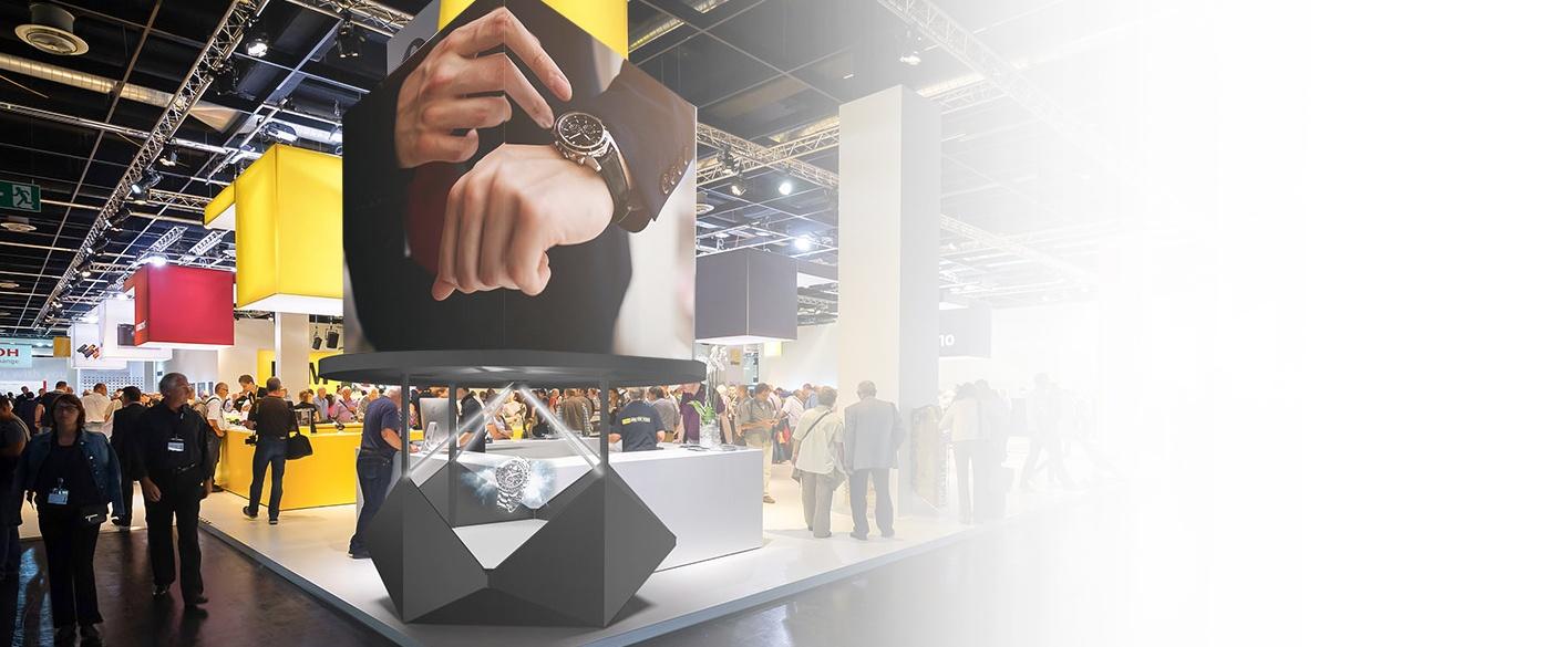 Dreamoc Diamond at exhibition