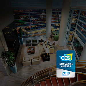 CES 2017 - DeepFrame
