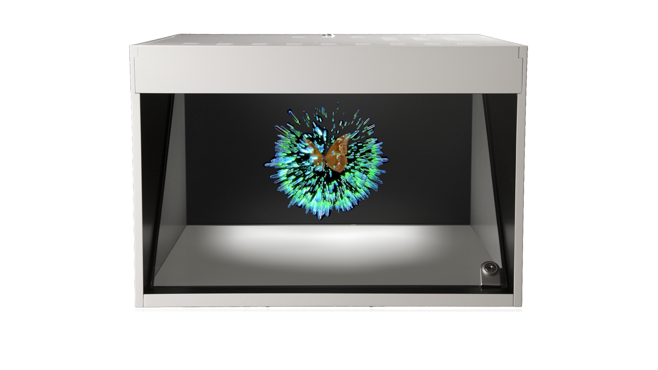 Dreamoc POP3 - Holographic display